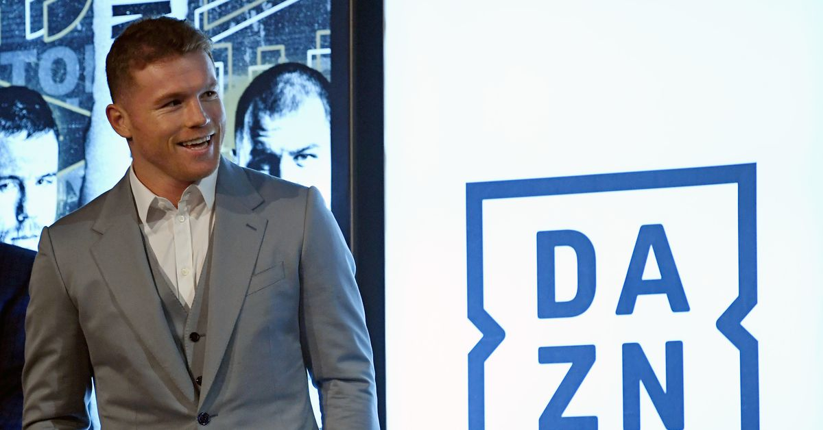 DAZN Sports Streamer To Expand In 200 Countries With Boxing