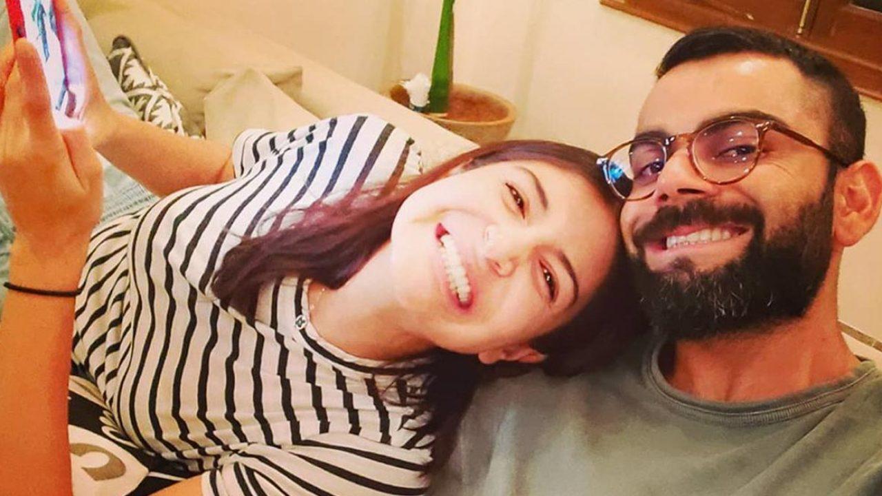 Virat Kohli and Anushka Sharma's Latest Picture on Instagram Will ...