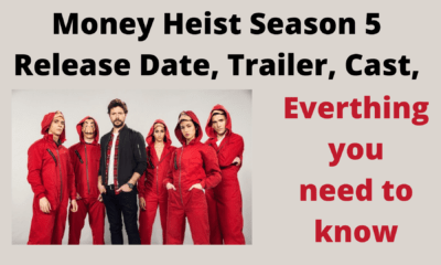Money Heist Season 5 When Will It Release_ Trailer, Cast, death story and all