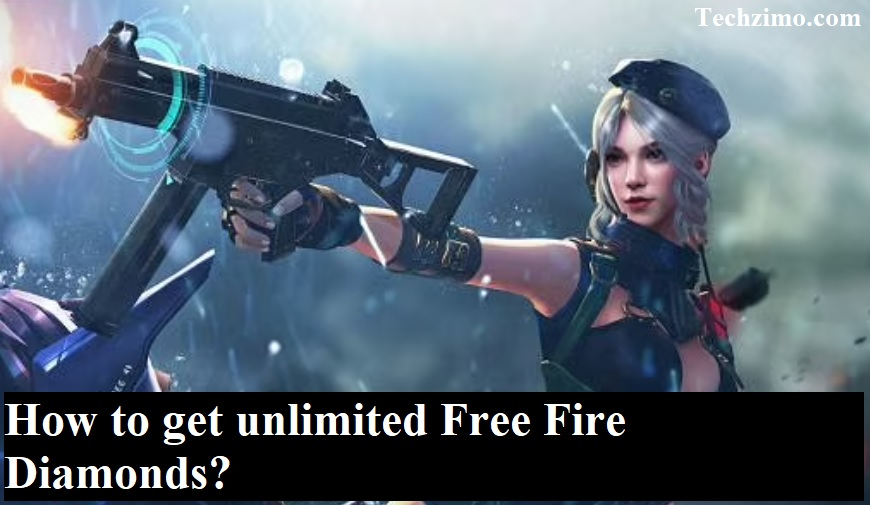 How to get unlimited Free Fire Diamonds