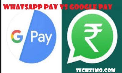 WhatsApp Pay vs Google Pay