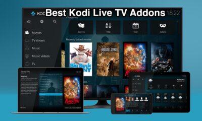 Kodi TV addons 2020