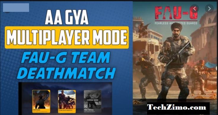 FAU-G Team Deathmatch Mode is Coming Soon, Akshay Kumar Announces on Twitter.