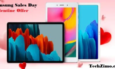 Samsung Offers And Discounts On Smartphones & Tablets During Valentine Week