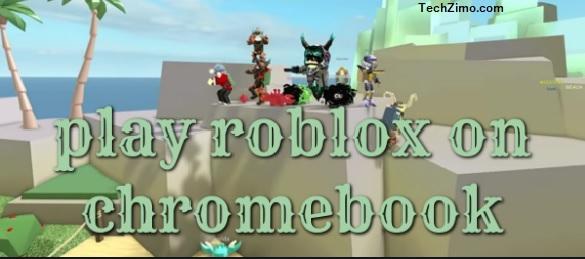 Roblox on chromebook