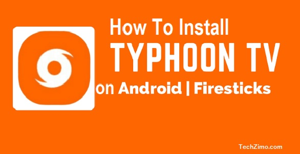 How to install Typhoon Tv