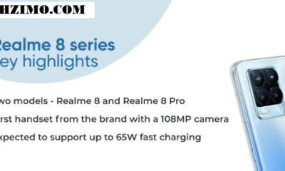 Realme 8 Series