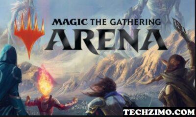 MTG Arena game