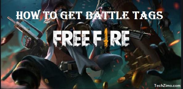 Battle Tags in Free Fire