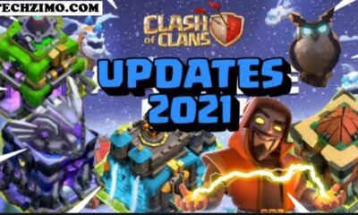 Clash of Clans Spring 2021 update