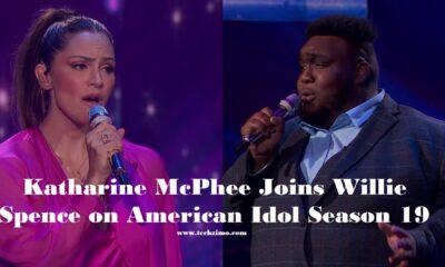 Katharine McPhee joins Willie Spence