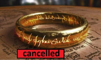 Amazon cancels Lord of the Rings