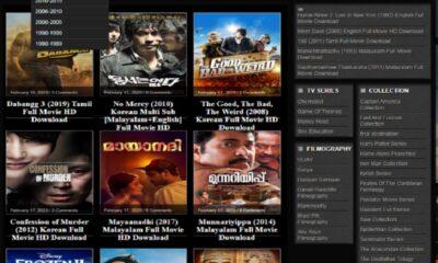 Cinemavilla 2021 website: everything you need to know