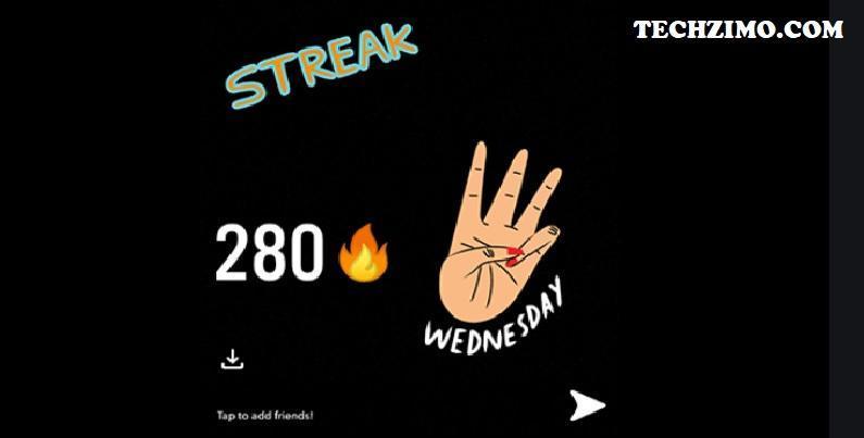 Snapchat Streak Lost