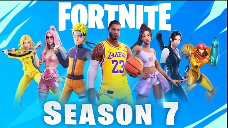 Fortnite season 7 week 6 challenges