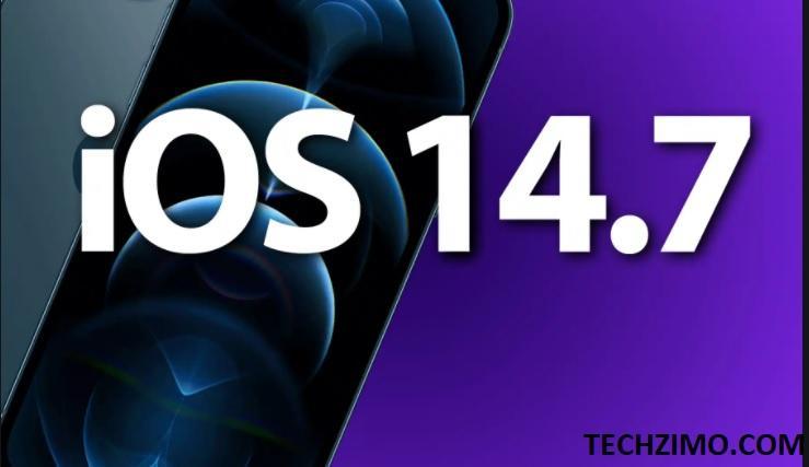Apple releases iOS 14.7