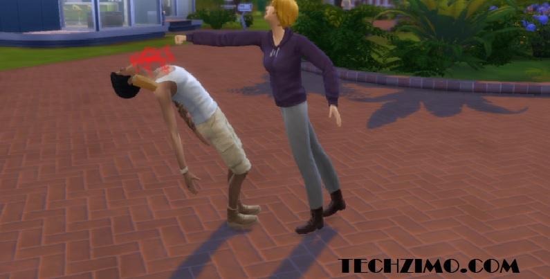 Extreme Violence Mod Sims 4
