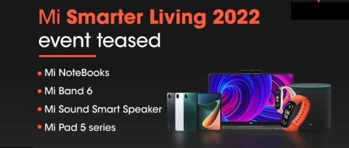 Xiaomi Smarter Living 2022