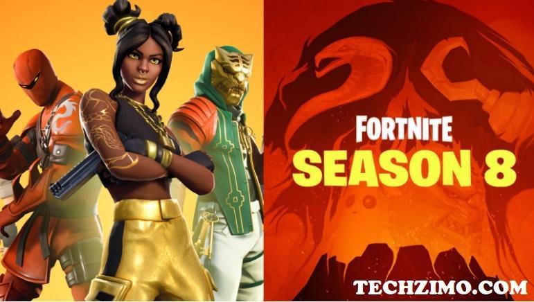 Fortnite Chapter 2 Season 8