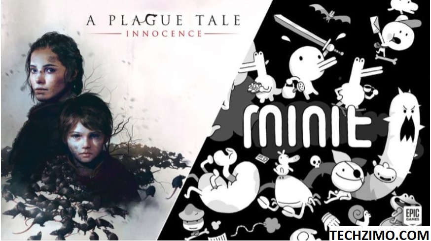 Plague Tale and Minit