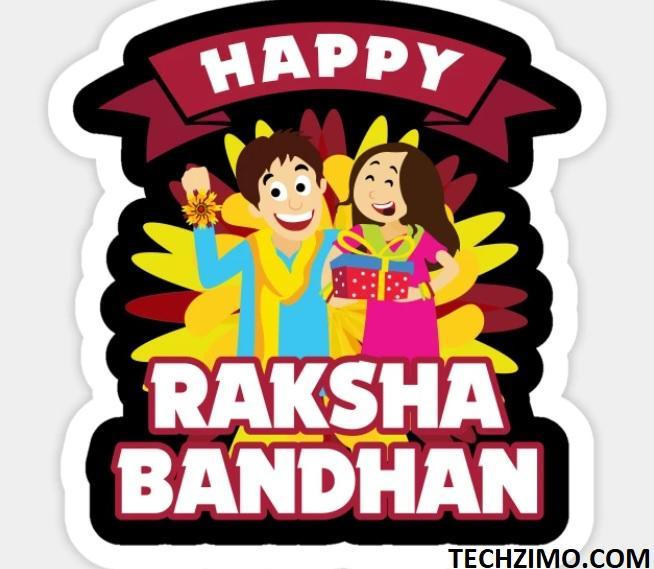 Rakhi WhatsApp Stickers