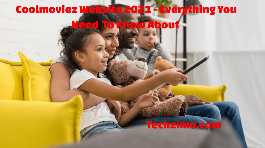 Coolmoviez 2021 website