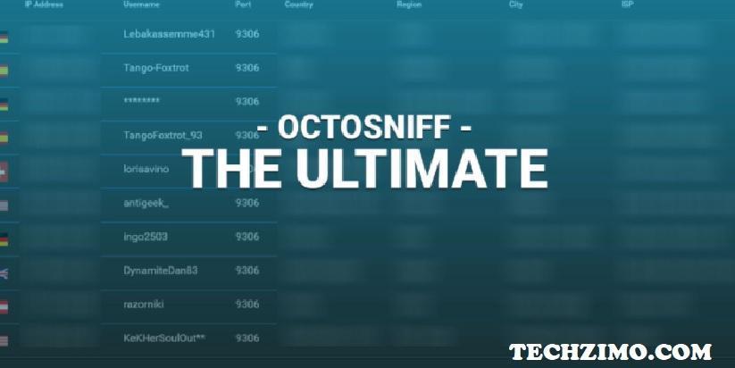 OctoSniff