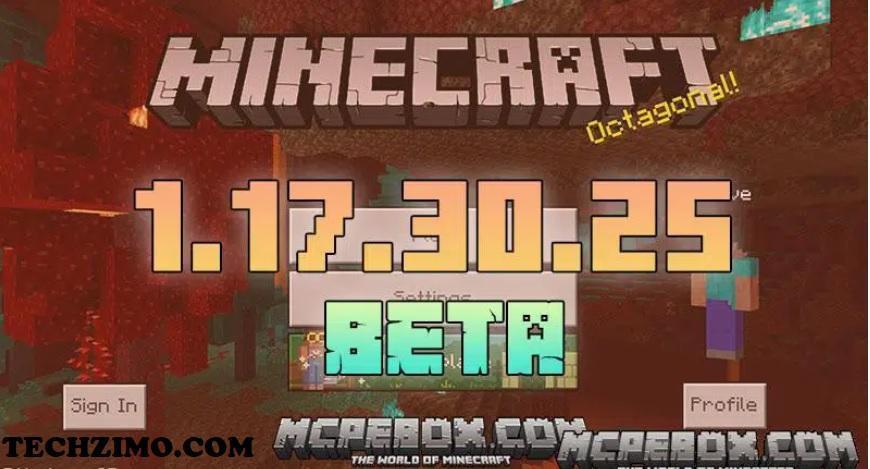 Minecraft Bedrock 1.17.30.25 Beta