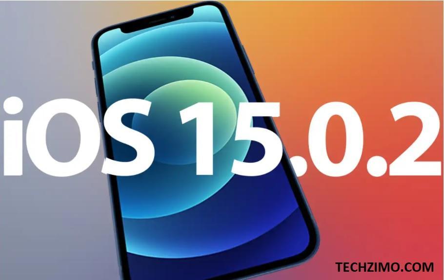 iOS 15.0.2