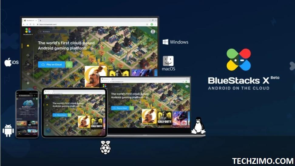 BlueStacks X